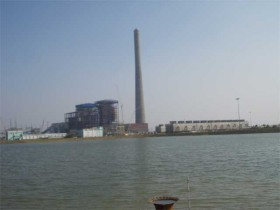 2500 m<sup>3</sup>/Hr Raw Water Supply - Radial Collector Well in River Wardha for 600MW TPP, Chandrapur. 115m bridge; 18Km pipeline; 33KV OHL; 2X2.5MVA S/S