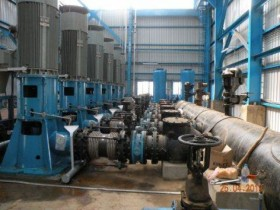 Raw Water Intake Pumping and Electrical System for 900MW Mahan Captive Power Plant, Singraulli, Madhya Pradesh; 40 km pipeline; 40km 33kV OHL