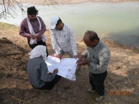 Detailed Engineering of Makeup Water Supply Scheme for proposed 15 MW Power Project and Sponge Iron Plant at Warora