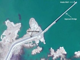 4000m<sup>3</sup>/hr RWSS for 1980 MW Singaji TPP, Khandwa, MP. Scope: Intake headworks; 3Km Approach Ramp; Plant End Reservoir; 10.7Km Pipeline; VT Pumps.